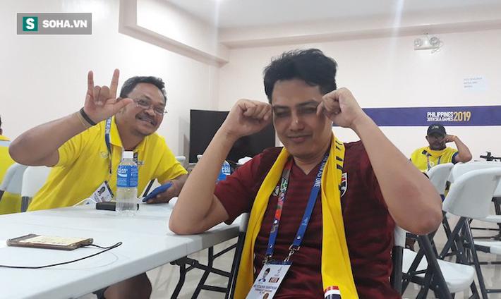 Phóng viên Thái Lan: Chúng tôi tự thua, U22 Việt Nam sẽ vô địch SEA Games 30 - Ảnh 1.