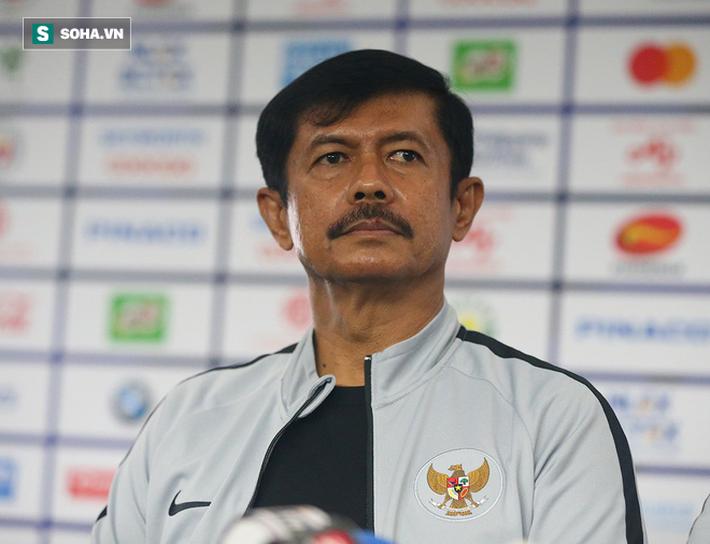 Hẹn tái chiến ở Chung kết, HLV Indonesia tuyên bố: Việt Nam chỉ may mắn hơn mà thôi! - Ảnh 1.