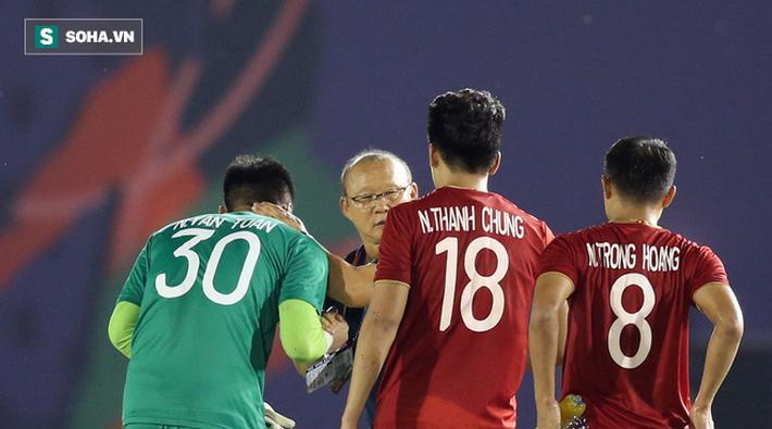 Sẽ không có chuyện ăn gỏi Campuchia, bởi thầy Park sẽ không muốn thêm lần đau tim - Ảnh 1.