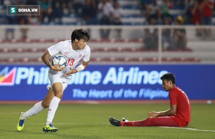 Thủ môn sai lầm cực kỳ ngớ ngẩn, U22 Indonesia tiếp thêm động lực cho thầy trò ông Park - Ảnh 3.