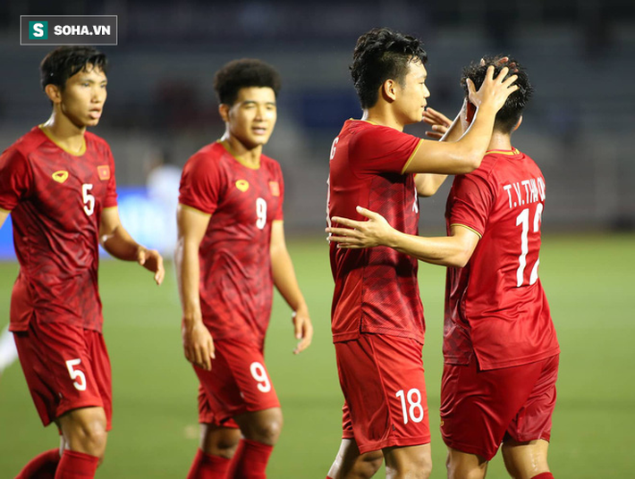 Gài bẫy hạ Campuchia đậm đà, thầy Park tạo lợi thế lớn cho Việt Nam ở chung kết SEA Games - Ảnh 4.