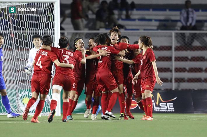 HLV Lê Thụy Hải: Hạnh phúc quá nhưng cũng cay vì Việt Nam chưa được dự World Cup - Ảnh 3.