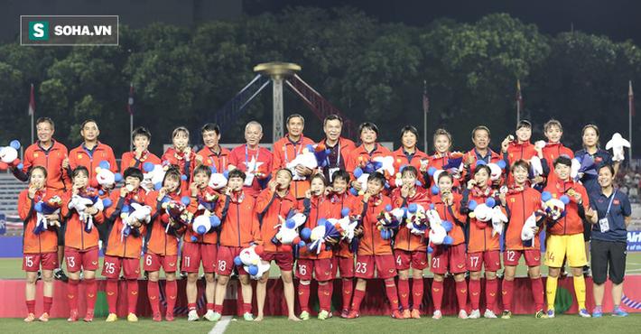 Đưa Việt Nam giành HCV SEA Games, HLV Mai Đức Chung tâm sự về giấc mơ World Cup - Ảnh 1.