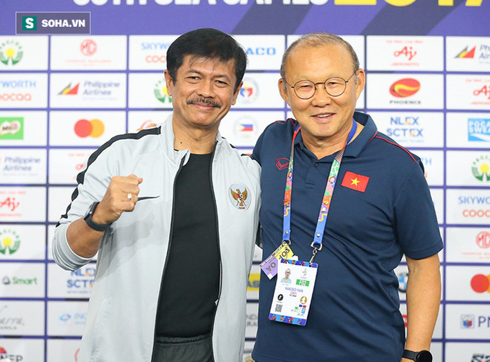 HLV Indonesia: Tôi có lợi thế vì tôi là người Indonesia, còn ông Park là người Hàn Quốc - Ảnh 1.