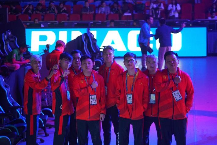 Vô địch thế giới, nhưng về SEA Games Việt Nam lại để thua Thái Lan và mất luôn HCV - Ảnh 1.