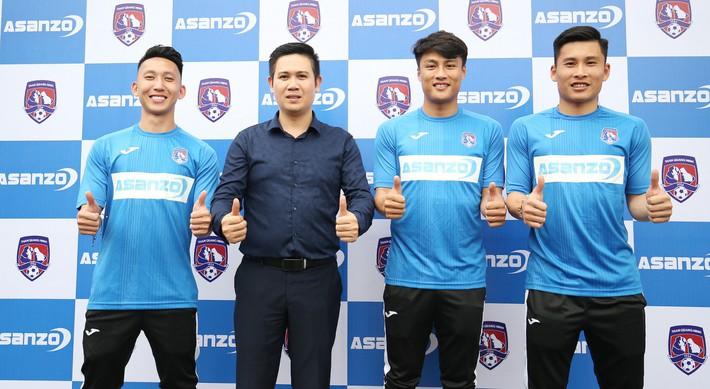 Bầu Tam chi 20 tỷ đồng cho CLB Bóng đá Quảng Ninh trước mùa giải 2019 - Ảnh 2.