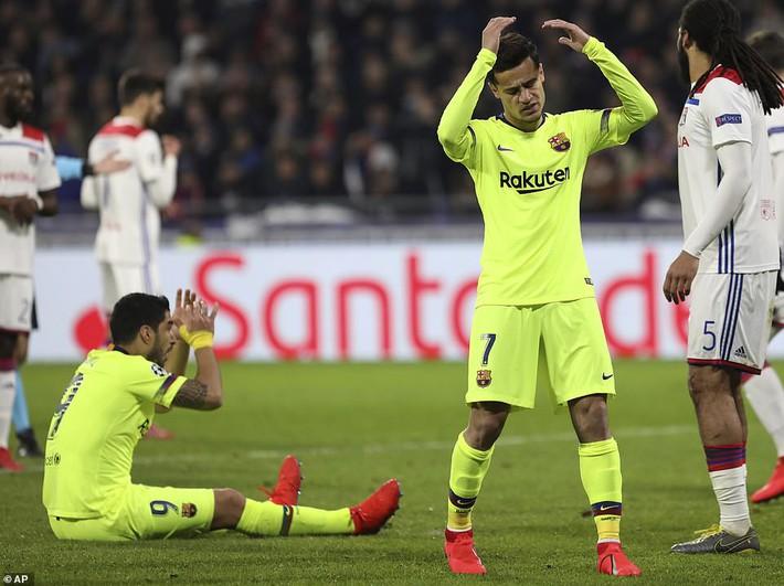 Messi, Salah, Lewandowski đồng loạt im tiếng trong đêm Champions League kỳ lạ - Ảnh 4.