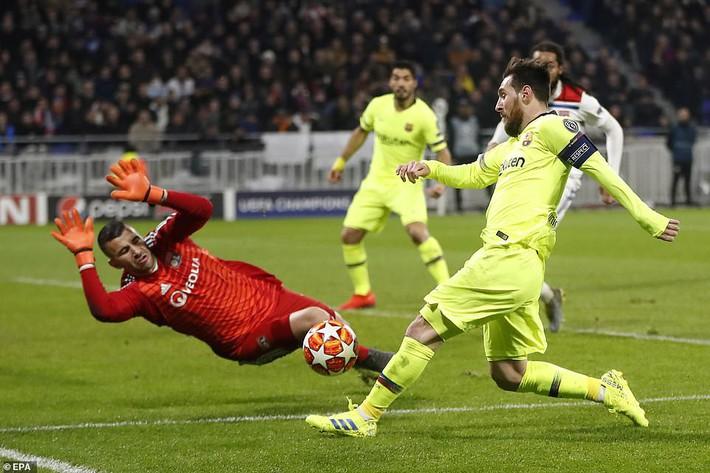 Messi, Salah, Lewandowski đồng loạt im tiếng trong đêm Champions League kỳ lạ - Ảnh 5.