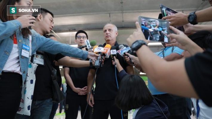 """Vừa về nước sau thất bại, HLV Thái Lan lập tức ra lời """"đe dọa"""" tới U23 Việt Nam - Ảnh 1."""