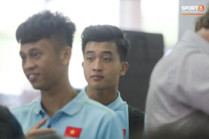 Tuyển thủ U22 Việt Nam về nước, chờ đợi hành trình mới cùng HLV Park Hang-seo - Ảnh 13.
