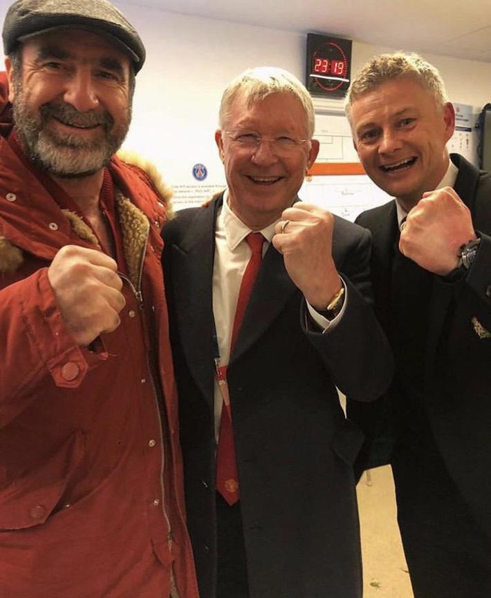 Man United đích thực trở lại: Solskjaer xây tương lai từ di sản đầy kiêu hãnh  - Ảnh 4.