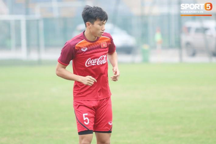 Đình Trọng được thầy Lee Young-jin bổ túc riêng, đẩy nhanh quá trình giảm cân - Ảnh 9.
