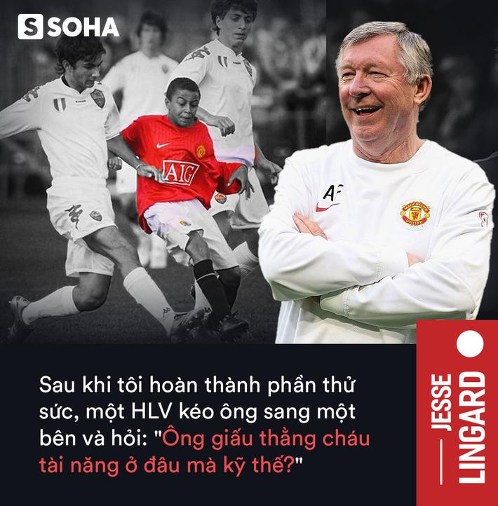 Chuyện về chú quỷ đỏ tý hon của Man United: Lời tiên tri ứng nghiệm đến bất ngờ của Sir Alex - Ảnh 4.