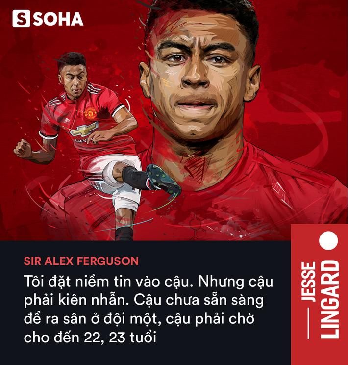 Chuyện về chú quỷ đỏ tý hon của Man United: Lời tiên tri ứng nghiệm đến bất ngờ của Sir Alex - Ảnh 7.