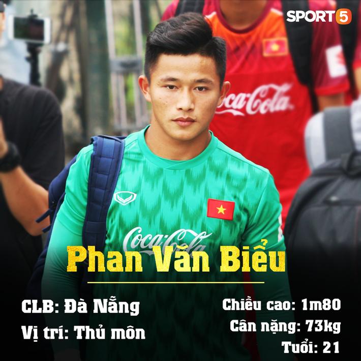 Info 23 cầu thủ U23 Việt Nam, những người mang trọng trách viết tiếp lịch sử bóng đá nước nhà - Ảnh 18.