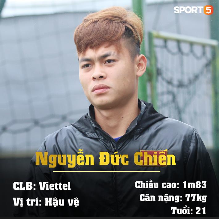 Info 23 cầu thủ U23 Việt Nam, những người mang trọng trách viết tiếp lịch sử bóng đá nước nhà - Ảnh 23.