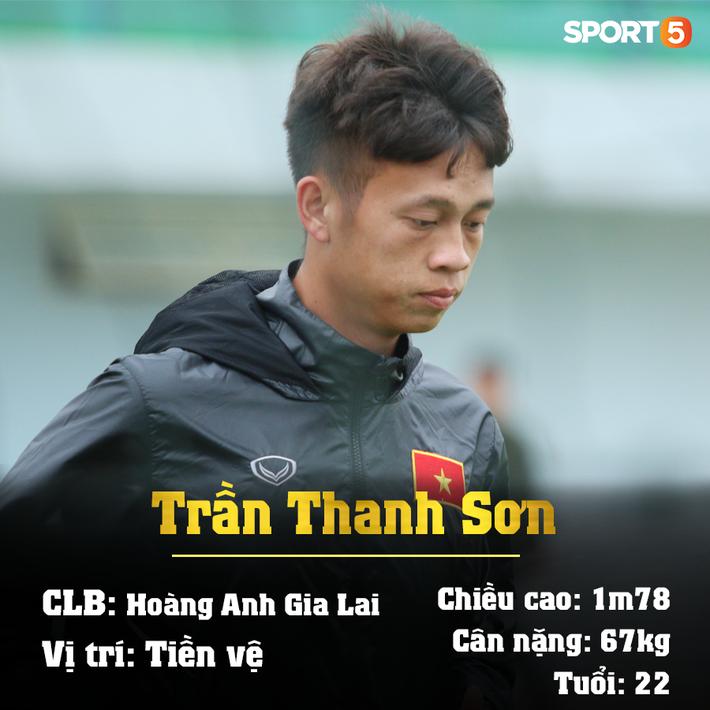 Info 23 cầu thủ U23 Việt Nam, những người mang trọng trách viết tiếp lịch sử bóng đá nước nhà - Ảnh 4.