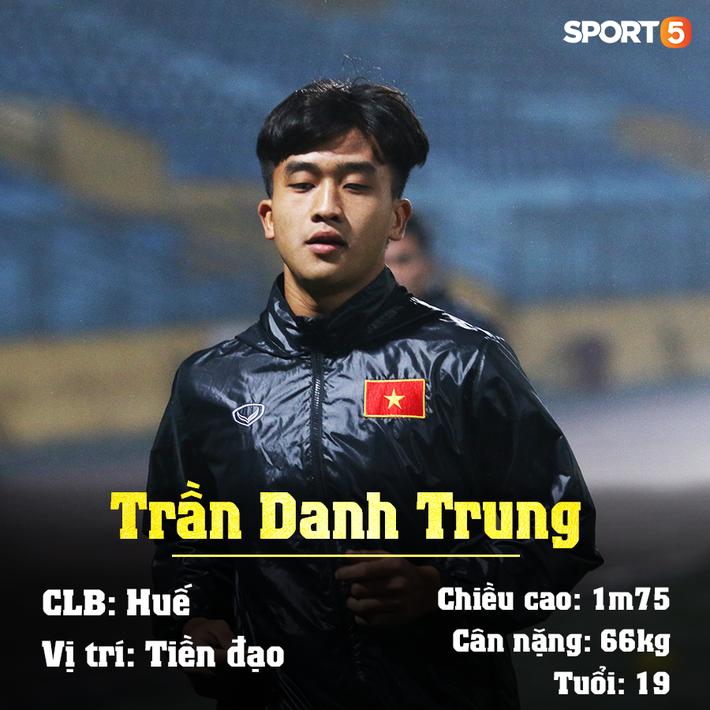 Info 23 cầu thủ U23 Việt Nam, những người mang trọng trách viết tiếp lịch sử bóng đá nước nhà - Ảnh 7.