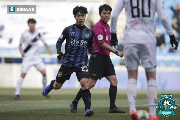 Incheon United nhận kết cục khó tin ngày Công Phượng được đá chính - Ảnh 1.