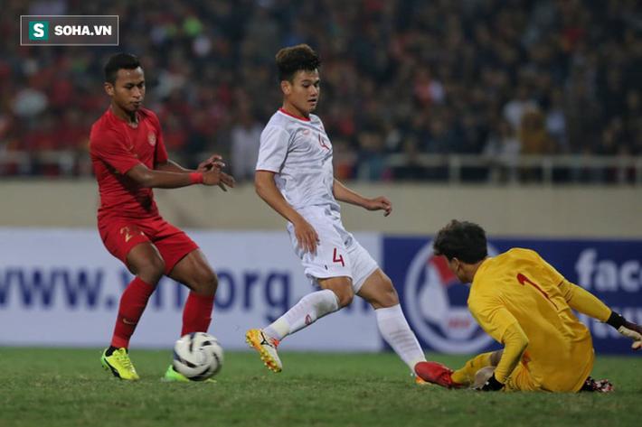 HLV Park Hang-seo thừa nhận U23 Việt Nam thắng may mắn, bất ngờ xin lỗi Indonesia - Ảnh 1.
