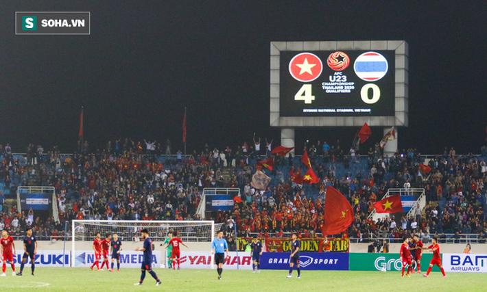 Thắng Thái Lan, đâu là điều giá trị nhất thầy Park đem về cho bóng đá Việt Nam? - Ảnh 1.