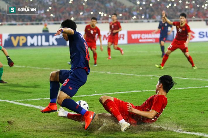 Sau trận đại thắng, bóng đá Việt Nam còn cả một quãng đường dài để bắt kịp Thái Lan - Ảnh 2.