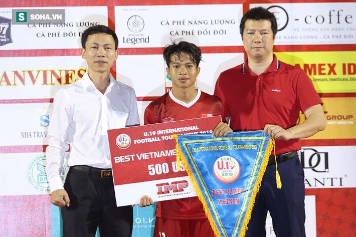 HLV Graechen tiếc nuối khi Tiểu Công Phượng không được gọi lên U18 Việt Nam - Ảnh 1.