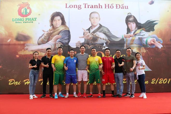 Đại hội thể dục thể thao lần 2/2019 của Địa Ốc Long Phát: Tưng bừng và rực lửa - Ảnh 1.