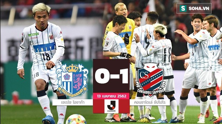 """""""Messi Thái"""" bị HLV mắng té tát vì để thua liền 3 trận - Ảnh 1."""