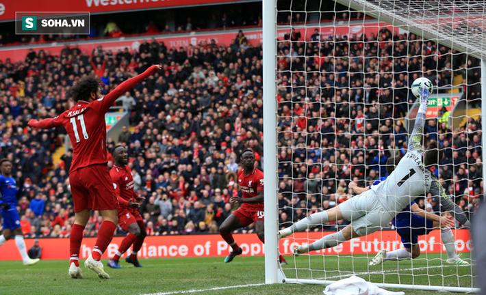 Salah lập siêu phẩm, Liverpool xóa dớp, vênh mặt thách thức Man City - Ảnh 2.