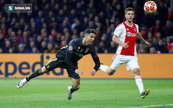 Từ khoảnh khắc xuất thần của Ronaldo, Juventus đã tìm ra cách hóa giải Ajax - Ảnh 2.