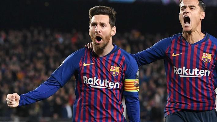 Ronaldo chia tay Champions League, Messi sáng cửa giành Quả bóng vàng? - Ảnh 1.