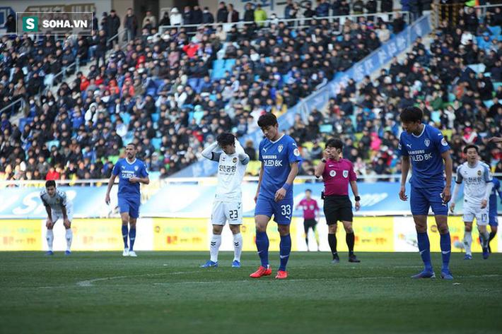 Lý do báo Hàn Quốc gọi Công Phượng là cầu thủ nguy hiểm nhất Incheon United - Ảnh 1.