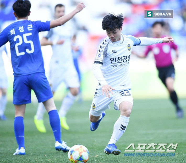 """Chỉ với 2 từ, báo Hàn Quốc đã chỉ ra """"bí kíp"""" giúp Công Phượng chinh phục giải K.League - Ảnh 1."""
