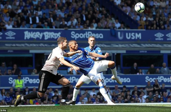 5 lý do khiến Man United chịu thất bại gây chấn động trước Everton - Ảnh 5.