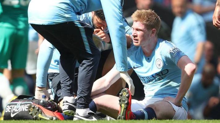 Man City nhận tổn thất nghiêm trọng trước trận derby Manchester - Ảnh 1.