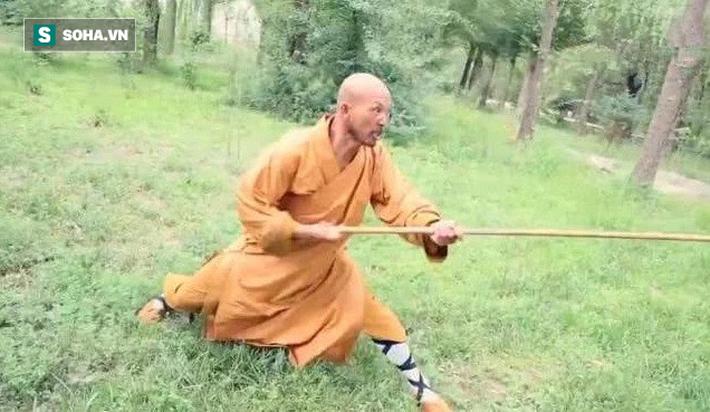 Kẻ đấm ngất võ sư Võ Đang sau 5 giây bất ngờ thách đấu Đệ nhất hộ pháp Thiếu Lâm Tự - Ảnh 3.