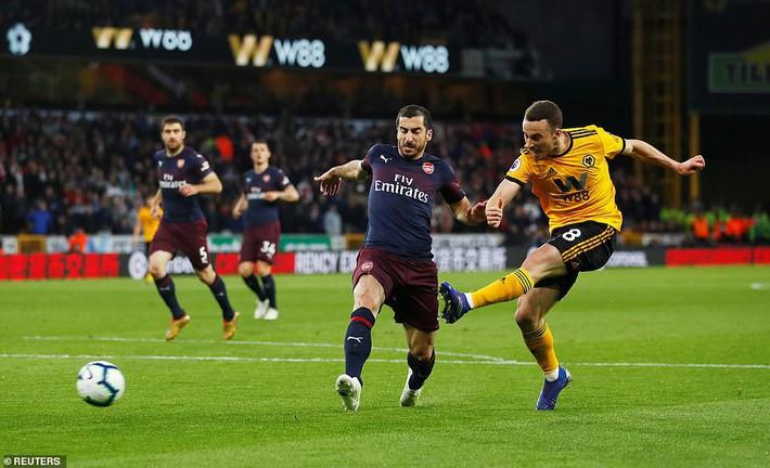 Tự bắn vào chân như một trò đùa, Arsenal níu kéo niềm tin cho... Man United - Ảnh 2.