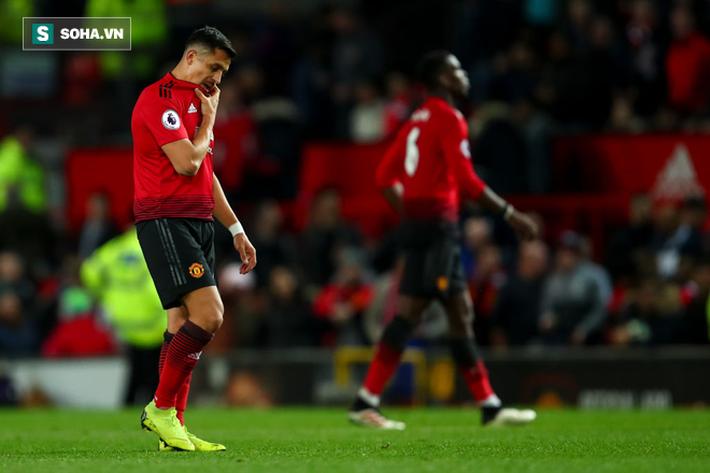 Đỉnh cao việc nhẹ lương cao của Man United: Chạm bóng 1 lần, nhận ngay 2 tỉ đồng - Ảnh 2.