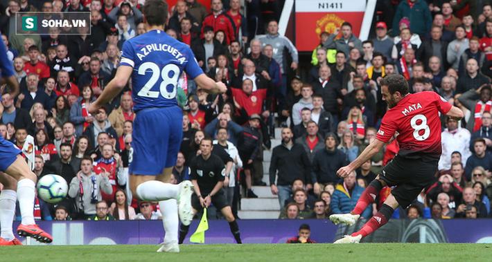 Sai lầm chết người, David de Gea phá tan đêm huyền diệu trên Old Trafford của Man United - Ảnh 3.