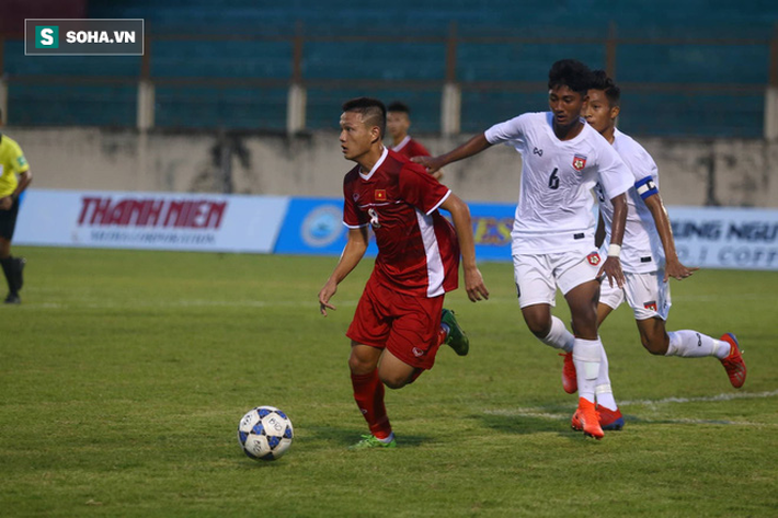 Hai tính cách trái ngược của Người không phổi trên U19 Việt Nam - Ảnh 2.