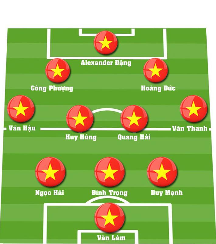 Alexander Đặng - nhân tố X của HLV Park Hang-seo ở Kings Cup? - Ảnh 3.