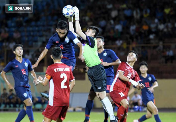 Người nhện của U19 Việt Nam được kỳ vọng thành công hơn cả đàn anh Đặng Văn Lâm - Ảnh 1.