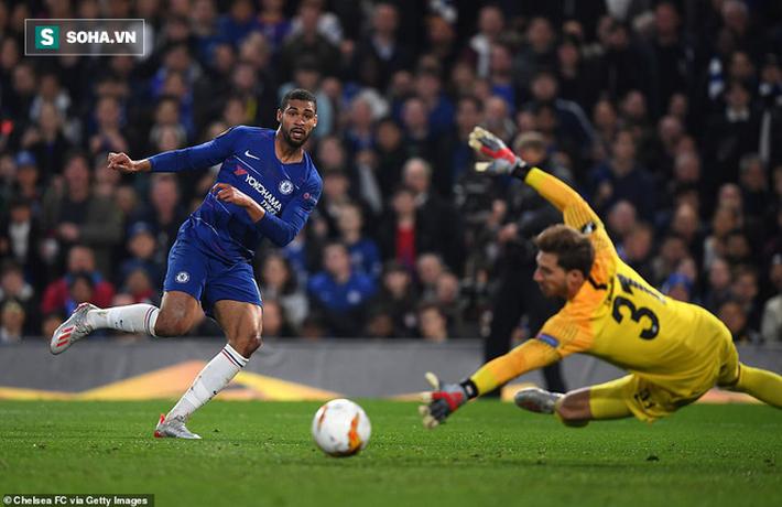Thắng nghẹt thở trên chấm luân lưu, Chelsea vất vả điền tên vào trận chung kết toàn Anh - Ảnh 1.