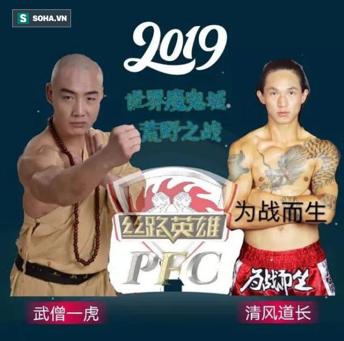 """Võ lâm Trung Quốc xôn xao khi Từ Hiểu Đông đại chiến """"cao thủ võ truyền điện"""" - Ảnh 3."""