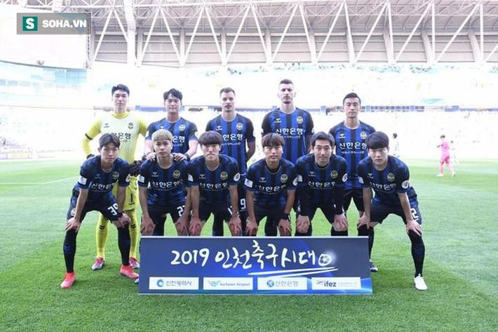 Bố Công Phượng lo lắng sau thất bại muối mặt của Incheon United - Ảnh 1.