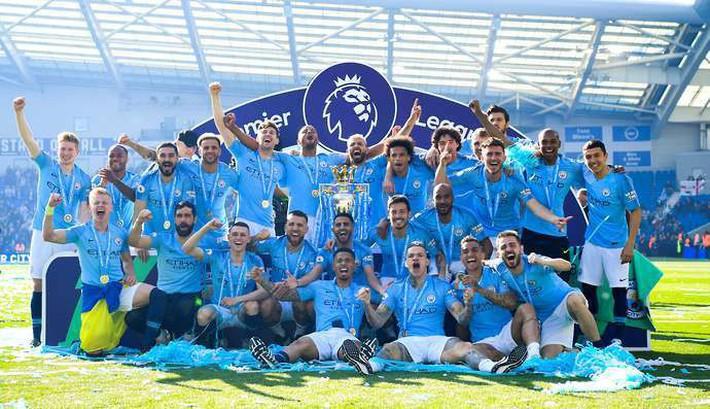 Man City có thể bị UEFA cấm dự C1 vì gian lận - Ảnh 1.