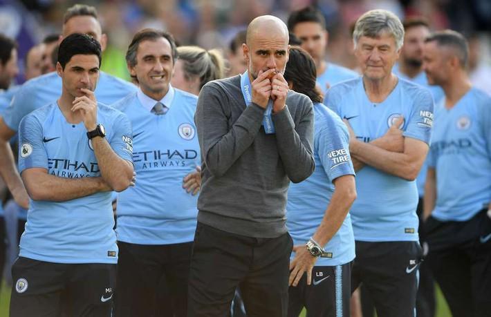 Man City có thể bị UEFA cấm dự C1 vì gian lận - Ảnh 2.