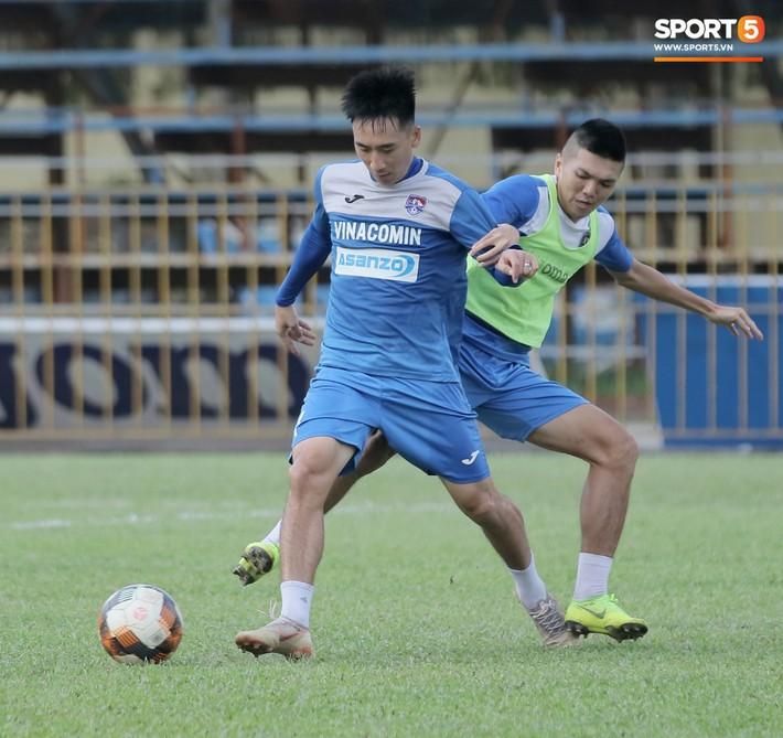 Tiền vệ Nguyễn Hải Huy: Khát vọng thi đấu cho ĐTQG và thú vui với game PUBG những lúc rảnh rỗi - Ảnh 1.