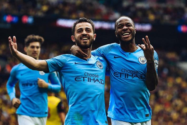 Đằng sau sự thống trị của Man City là hiện thực đau lòng với bóng đá hiện đại - Ảnh 1.